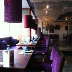 Thai Orchid dinning room