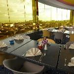 The one & only Revolving Restaurant in Penang