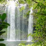 Rainbow Falls - 3 minutes walk