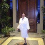 entrada al spa