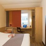 Ibis Hotel room