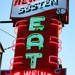 Our iconic neon sign...from 1946.