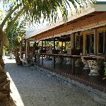 Bistro from the Beach