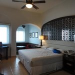 Our room at the Caribe tower