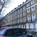 Athena Hotel Sussex Gardens; London