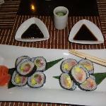 Sushi @ Mei Kei Restaurant