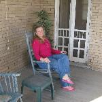 Texas Special Balcony