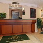 Front Desk - RENOVATION COMING SOON!