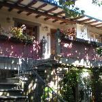 Habitaciones en El Jardin de la Posada