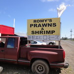 Romy's Kahuku Prawns and Shrimp