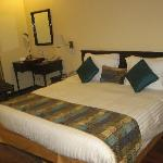 Nuestra cama de ancho especial