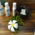 In-room amenities - Pure Fiji