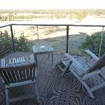 Villa: private sun-deck