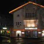 Night-time in Mittersill