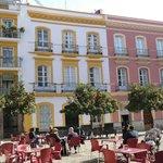 Hostel One Sevilla - Outside 2