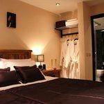 Luxury accommodation with elegant details