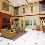 Our modern lobby