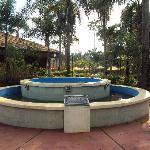19.-Pto.Iguazú-Complejo Americano: jardines