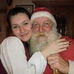 L'arrivo di Babbo Natale allo Shandranj