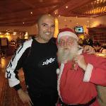 Babbo Natale con Alberto