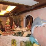 Gran buffet allo Shandranj