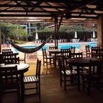 17.-Pto Iguazú Esturión Hotel& Lodge: quincho