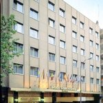 Fachada del Hotel Gran Atlanta Madrid