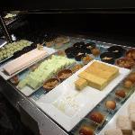 buffets de desserts