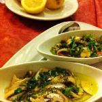 Antipast di pesce - seconda parte