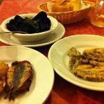 Antipasto di pesce - terza parte