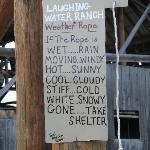 Laughing Water Weather Station