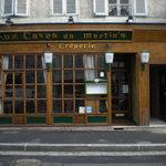 Photo of Aux Caves du Martin's