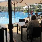 Pool Breakfast