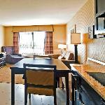 One bedroom Suite, with kitchen
