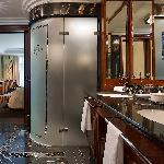 Presidential Suite Bathroom - Breidenbacher Hof, Dusseldorf, Germany