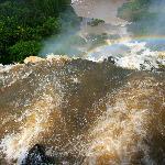 Argentische Seite der Wasserfälle von Puerto Iguazu