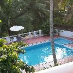 The Swimming Pool View From Room