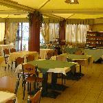 ristorante e sala ....