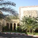 el mouradi hotel from outdside