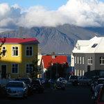 Reykjavik By Day & Night