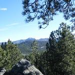 Hiking in the Black Hills National Forest