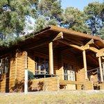 Bynack cabin