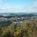 Blick über die Stadt Braga