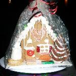 gingerbread house by paul