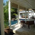 Beachfront Spa Pool Villa