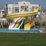 aqua slides