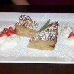 Irish soda bread dessert