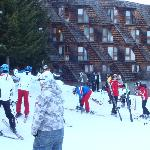 Ski room: sulle piste !