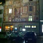 Fassade in Richtung Klosterplatz