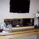 Boutique Room (Huge wall mounted flat screen TV)